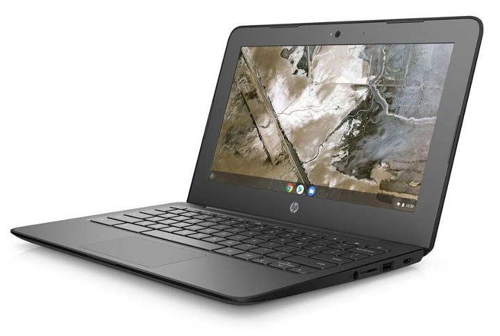 HP AMD A4-9120C Chromebook