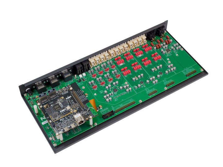 NXP Immersiv3d audio reference design