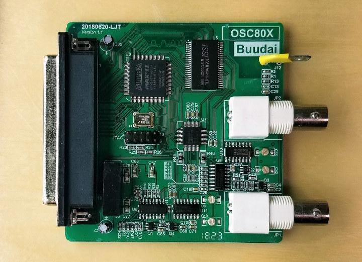 OSC80X Buudai