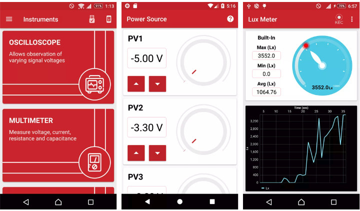 PSLab Android App