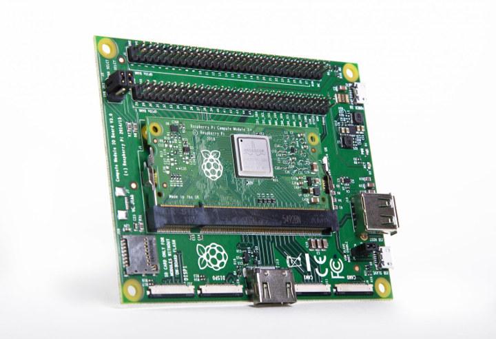Raspberry Pi Compute-Module 3+ Development Kit