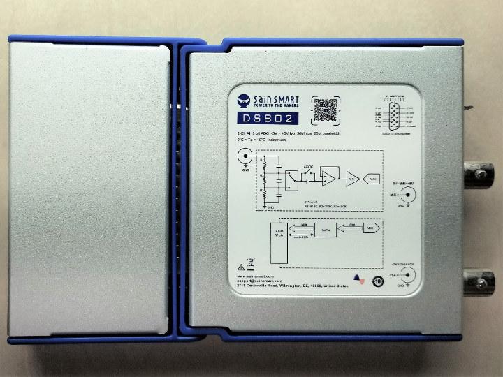 SainSmart DS802 Oscilloscope