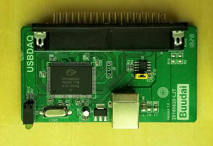 Sainsmart DS802 USB DAQ Board