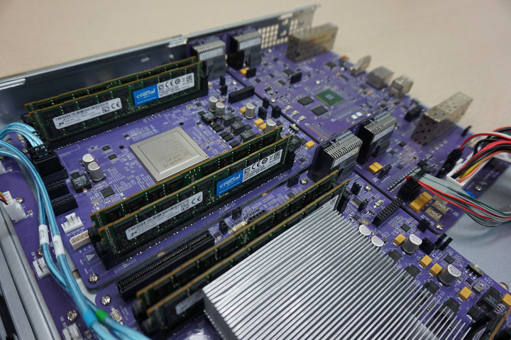 Socionext SCA211 Server