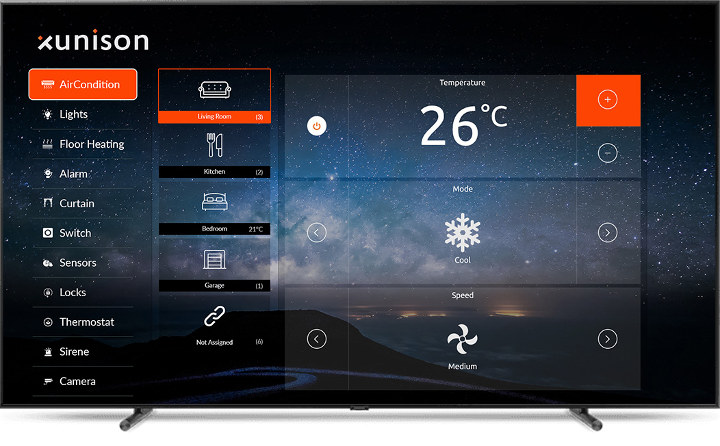 Xunison Home Automation