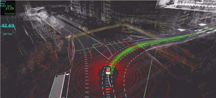 Autoware Simulator Demo