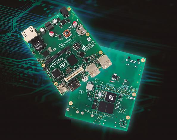 Avenger96 STM32MP1 96Boards