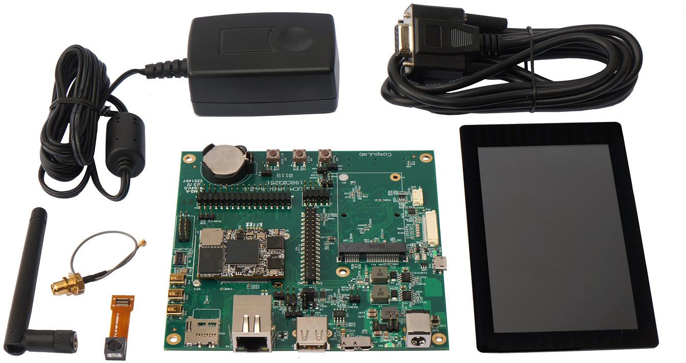 CompuLab UCM-iMX8M-Mini is a Stamp Size i MX 8M Mini SoM