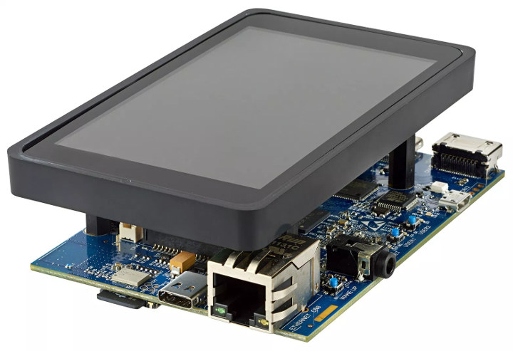STM32MP1 Discovery Board