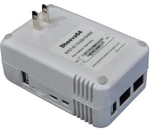 Sheeva64 plug computer