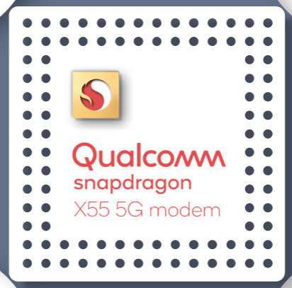 Qualcomm Announces Snapdragon X55 Second Generation 5G Modem
