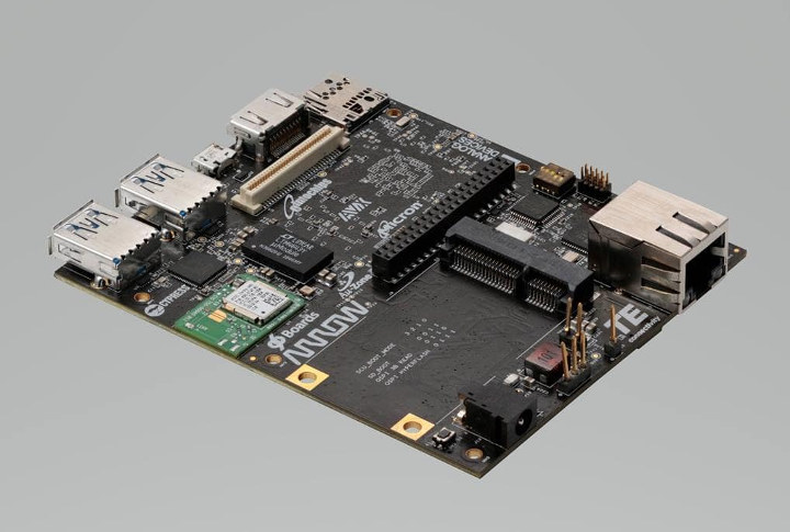 AI-ML 96boards