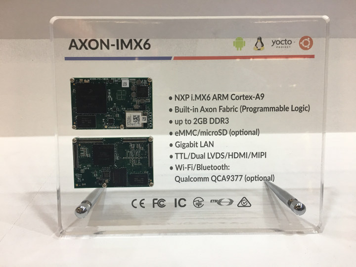 TechNexion AXON and FLEX SoM Families Feature i MX 8M Mini