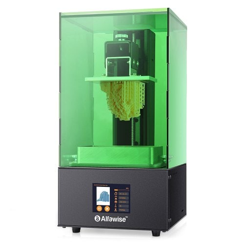 Alfawise W10 resin 3d printer