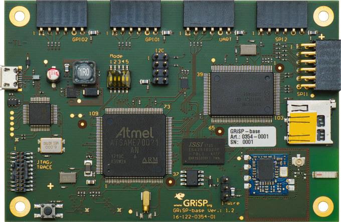 GRiSP 2 Board