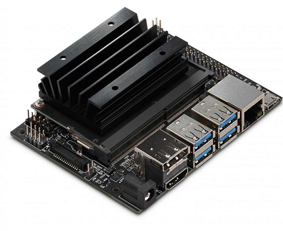 NVIDIA Introduces $99 Jetson Nano Developer Kit
