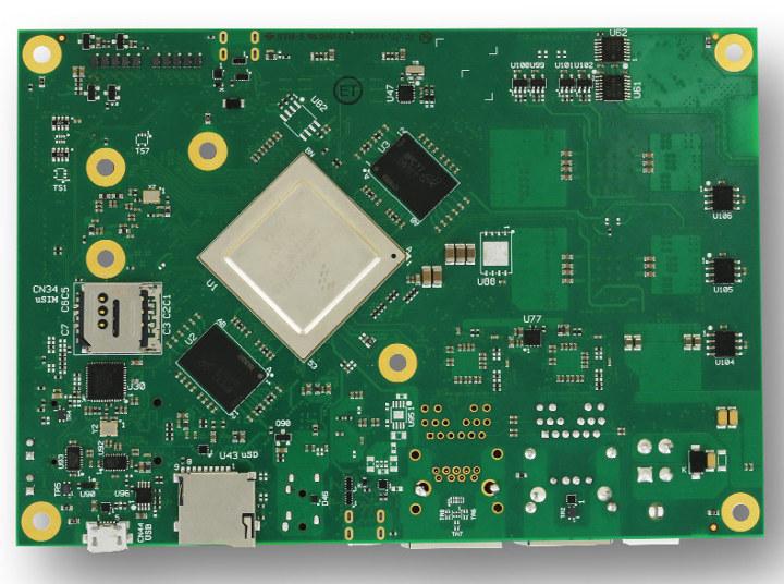 NXP i.MX 8 QuadMax SBC