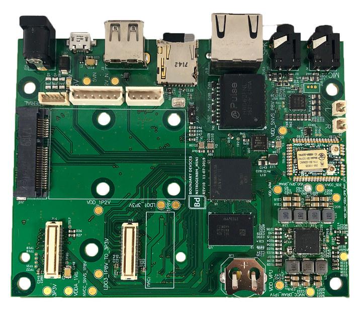 Nitrogen8M_Mini NXP i.MX 8M Mini Board