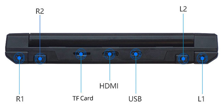 PowKiddy X18 HDMI USB