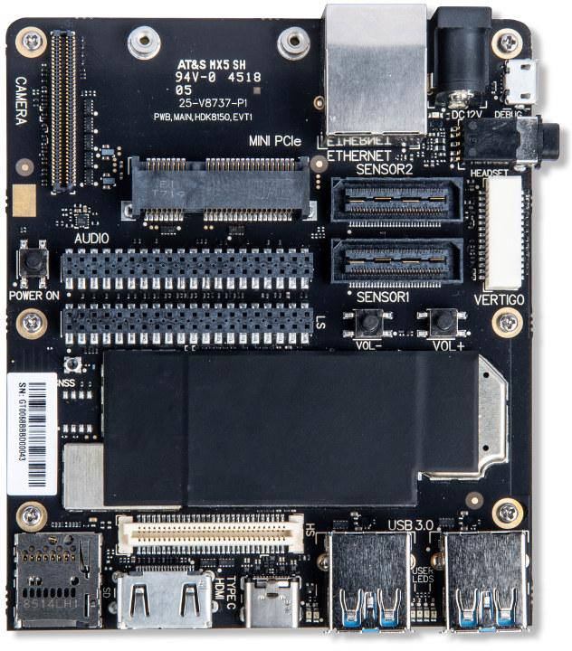 Snapdragon 855 HDK