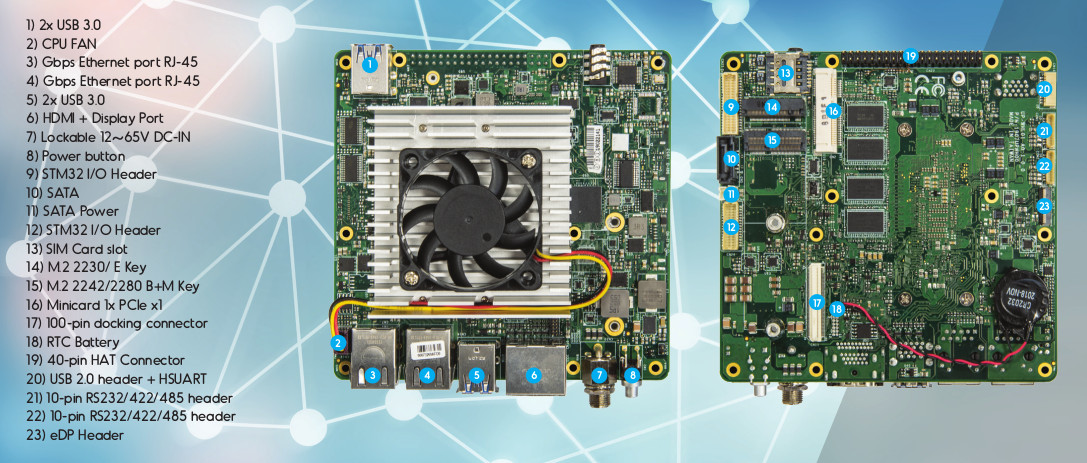UP Xtreme Board to Feature Intel Whiskey Lake Processor