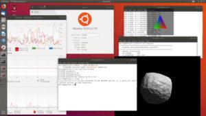 Ubuntu 18.04 Gnome Wayland ODROID-N2