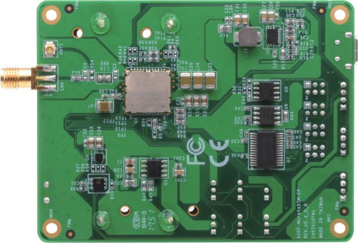 AIOT-ILND01 STM32 Semtech board