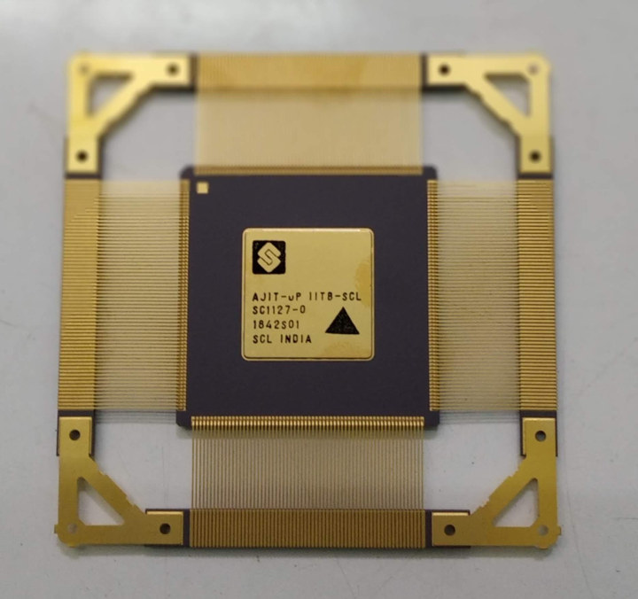 AJIT MicroProcessor Made-in-India