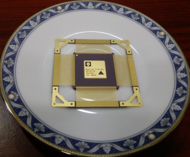 AJIT on a plate
