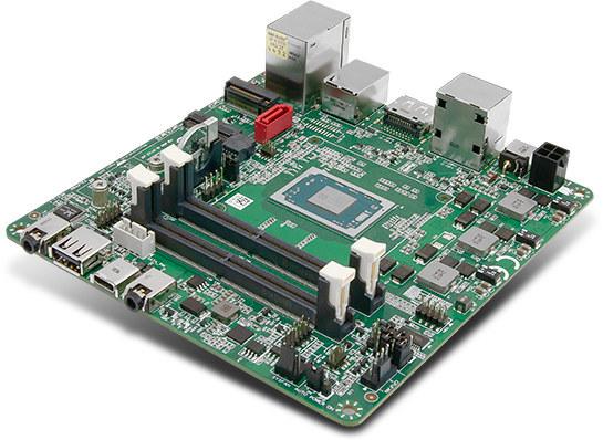 AMD FS-FP5R 5x5 motherboard