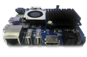 Amlogic S922X TV Box Board