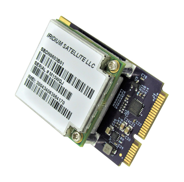 Iridium Satellite mini PCIe