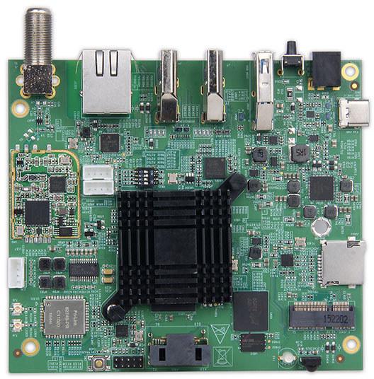 NXP i.MX 8M ATSC Tuner HDMI Input