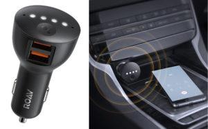 Roav Bolt Google Assistant Car Charger