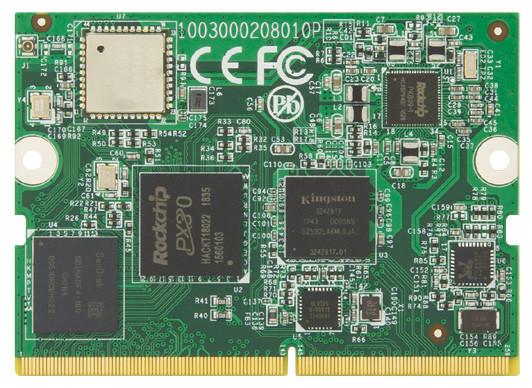 SOM-RP301 Rockchip PX30 SoM