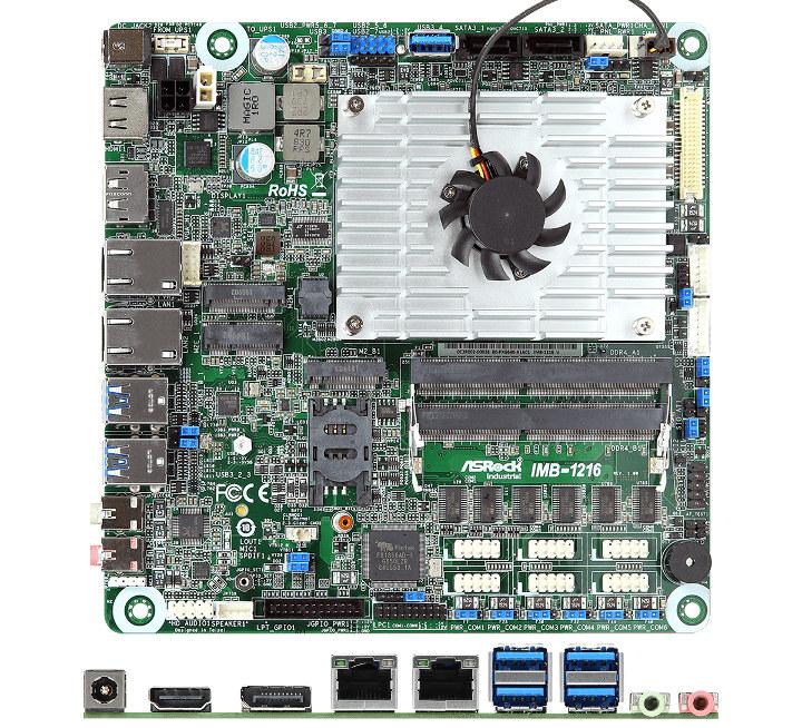 Whiskey Lake Mini-ITX Motherboard