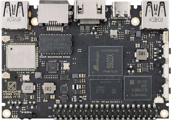 Amlogic S922X Development Board