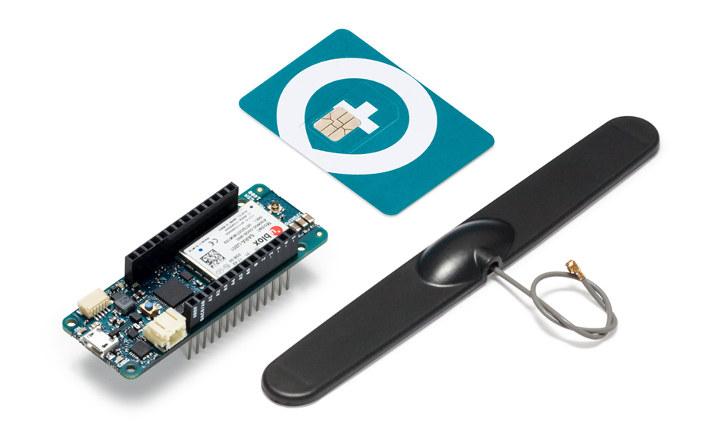 Arduino SIM Card Arduino MKR GSM 1400 board