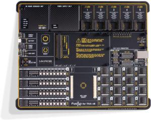 Fusion for TIVA V8 Development Board