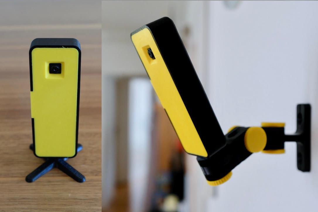HKCam is a Raspberry Pi Zero W based DIY HomeKit IP Camera