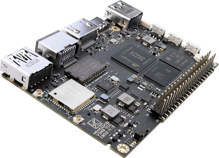 Khadas VIM3 development board