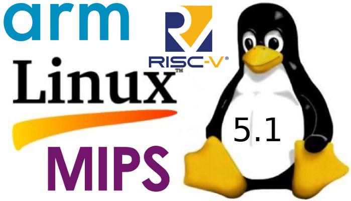 Linux 5.1 Changelog