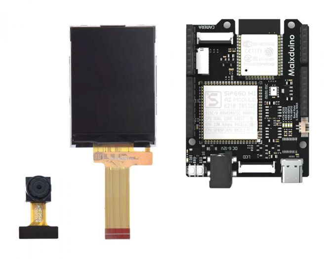 Maxduino Kit Display & Camera