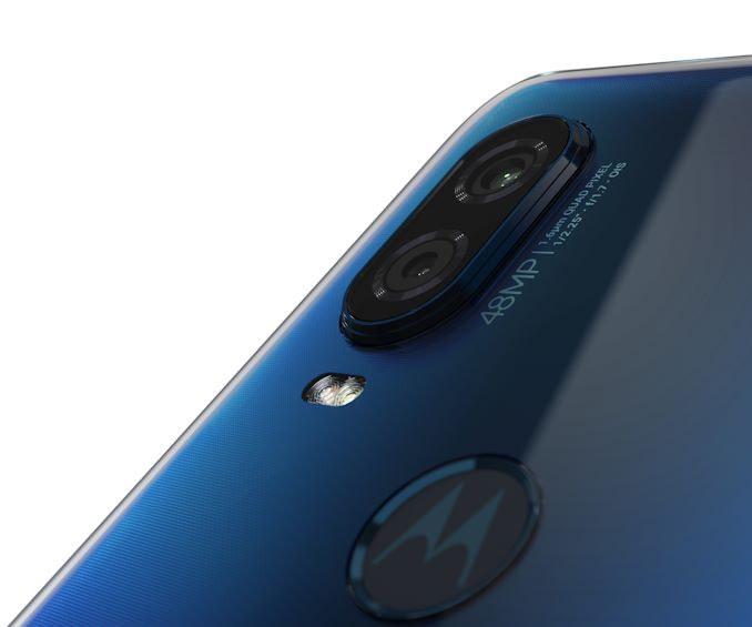 Motorola One Vision 48MP Camera