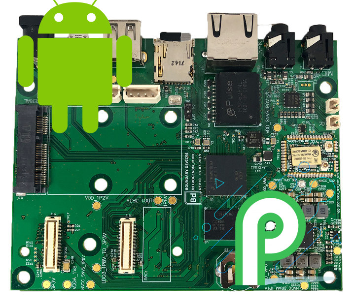 Nitrogen8M_Mini Android 9.0 NXP i.MX 8M Mini