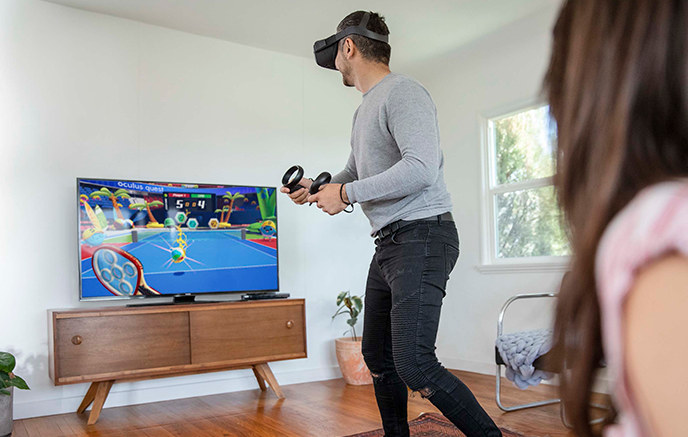 Oculus Quest Casting Features