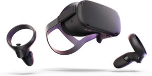 Oculus Quest VR Handset