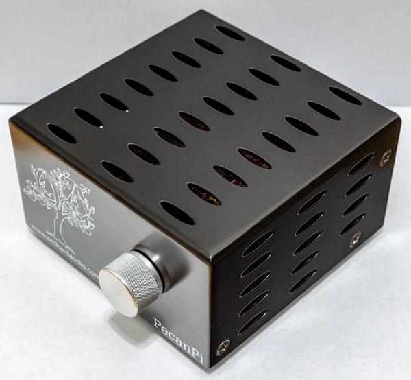 PecanPi Audio Streamer
