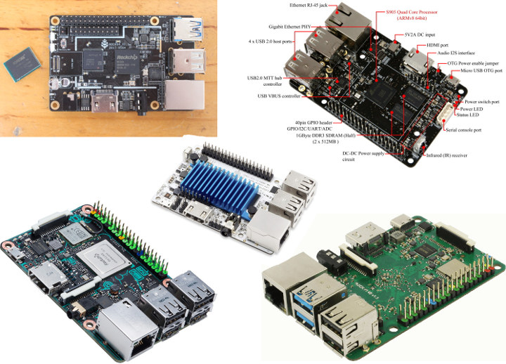 Top 5 Raspberry Pi Alternatives in 2019