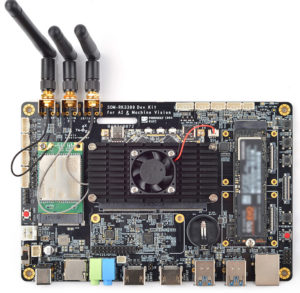 SOM-RK3399 Development Kit SSD Modem